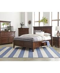 matteo storage platform queen bed created for macy s furniture