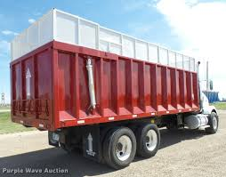 1998 Kenworth T800 Silage Truck | Item DB2560 | SOLD! June 1... Grain Silage Trucks For Sale Corn Silage Packing Time Lapse Case And John Deere B3 Farms Truck Driver Life On The Ranch Collins Family Silage Cy Harvesting 1976 Mack R600 Grain Farm Truck For Sale Auction Or Lease Intertional Wrecker Tow Trucks N Trailer Magazine 2006 Intertional Eagle 9200i Truck Item Dx9084 Oat Harvest 2013 What Goes Around Comes Mgaret Duarte Desert Survivor Bagging