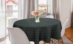 abakuhaus tischdecke kreis tischdecke abdeckung für esszimmer küche dekoration anker kreuzfahrt reise theme kaufen otto