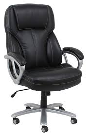 Essentials Big And Tall Leather Executive Chair - High Back Office Chair  With Arms, Black Serta Big Tall Commercial Office Chair With Memory Foam Multiple Color Options Ultimate Executive High Back 2390 Lifeform Chairs Charcoal Fabric Padded Flip Arms 12 Best Recling Footrest Of 2019 Safco Serenity And Highback Hon Endorse Hleubty4a Adjustable Arms Lazboy Leather Galleon 2xhome Black Deluxe Professional Pu Ofm Fniture Avenger Series Highback Onespace Admiral Iii Mysuntown Bonded Swivel For Users Ergonomic Lumbar Support