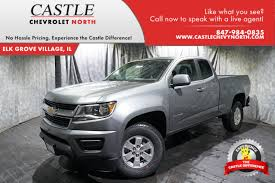 New 2018 Chevrolet Colorado 2WD Work Truck Extended Cab Pickup In ... 2018 New Chevrolet Colorado Truck Ext Cab 1283 At Fayetteville Work Truck 4d Crew Cab Near Schaumburg Zr2 Aev Hicsumption 2017 Chevy Review Pickup Trucks Alburque 4wd Extended In San Antonio Tx 1gchscea5j1143344 Bob Howard Oklahoma City Car Dealership Near Me 2015 Is Shedding Pounds The News Wheel First Drive 25l Offers A Nimble Fuel 2wd Ext