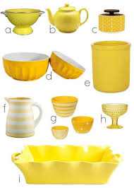 Get This Look Built In Drop Zone Yellow AccentsYellow Kitchen
