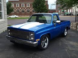 Custom 1987 Chevy Silverado | Project Truck Design Ideas | Pinterest ...