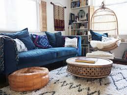 canapé déco inspirations pour un canapé en velours joli place