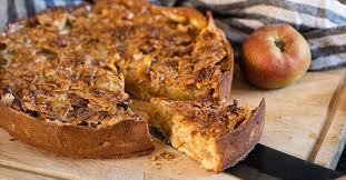 apfel mandel kuchen rezept saftig süß und unwiderstehlich gut