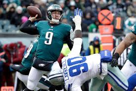 The Eagles just want Nick Foles to be Nick Foles That may not be