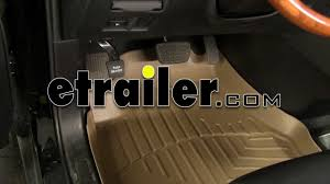 Lexus 2010 Rx 350 Floor Mats by Review Of The Weathertech Front Floor Liners On A 2008 Lexus Rx