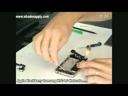 iPhone 4 Take Apart Tear Down Video