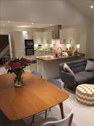 My Open Plan Kitchen Dining And Family Area