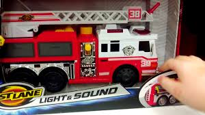 Fast Lane Light & Sound: Fire Truck - YouTube Amazoncom Playmobil Ladder Unit With Lights And Sound Toys Games 8piece Kids Portable Fire Truck Pretend Play Toy Set W Upc 018005255 Nylint Machine Water Cannon Memtes Electric Sirens Sounds Bru03590 Bruder Scania R Series Engine With Slewing Effect Youtube Of 2 Tender Rescue New For Boys Man Crane Light And Module Categories Vintage Nylint Sound Machine Fire Truck Vintage 15 Similar Items