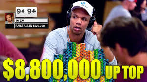 You WONT BELIEVE What Phil Ivey Just Did 2018 WSOP Main Event
