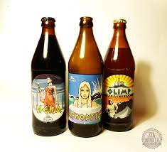Cerveja Brooklyn Pumpkin Ale by Piwa Z Browaru Olimp Polish Beers Brewed In Olimp Brewery