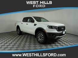 100 Truck Town Bremerton New 2019 Ford Ranger XLT 4WD SuperCrew 5 Box In FO2389