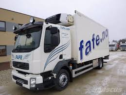 100 240 Truck Used Volvo FL 4x2MANUALLIFT Reefer S Year 2007 Price