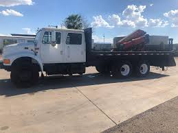 1997 International 4900 Crane Truck For Sale, 260,877 Miles ... Two Men And A Truck The Movers Who Care Semi Truck Lettering Decals And Graphics Phoenix Az Bumpers Cluding Freightliner Volvo Peterbilt Kenworth Kw Bus Trailer Parts Service Auto Safety House Crazy Intertional Drag Truck Spotted At The Cruise On Central In 4300 Van Trucks Box In Arizona For Sale 2015 Prostar Stock T001 Diesel Particulate 2018 Intertional Workstar 7400 Sba Water Auction Or Oval P1 Led Clearance Marker Light Elite Accsories Used On Gallery Mel Guy