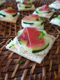 beef canape recipes dried beef canape with cheese and cucumber recipe knauss