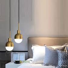 großhandel moderne dänische pendelleuchten loft industrial wind modern minimalist mini hängeleuchte schlafzimmer nacht led le sunls 58 41