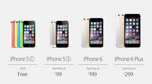 Apple iPhone 6 and iPhone 6 Plus pre order starts at 12 01 am