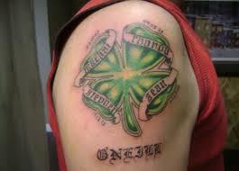 Irish Tattoos Designs Ideas And Meaning