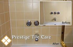 seattle tile grout cleaning sealing regrouting and recaulking