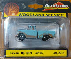 100 Pickem Up Truck Store Woodland Scenics 5534 Up HO Scale Accessories For Sale