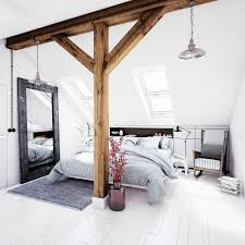 Stylish Attic Home Office Design Ideas That Abound With