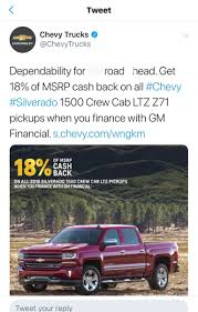 Chevy Trucks On Twitter: