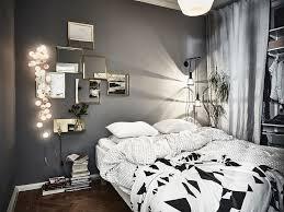 A Gothenburg Apartment With Bold Dark Bedroom
