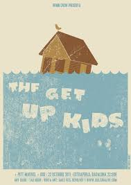 The Get Up Kids Poster Show