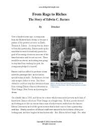 From Rags To Riches -Edwin Bbarnes.pdf | Thomas Edison | Sales Ficharles Reid Barnes Botanical Gazette Portraitpng C Cbarneswriter Twitter From Rags To Riches Edwin Bbarnespdf Thomas Edison Sales Albert Barnes The Art Of Steal 2009 Stock Photo Royalty Melody University Of Virginia School Law Uss Doyle De 353 Art Print Plaque Navy Emporium Harry Memorial Nature Center Environmental Learning Peter Barnesy19 Southern Gentleman By Mobile Alabama Quarter Plate Coroner Identifies Man Shot Police After Killing Dog In