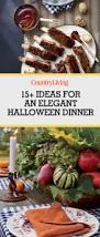Ideas For Halloween Breakfast Foods by 19 Halloween Dinner Ideas Menu For Halloween Dinner Party
