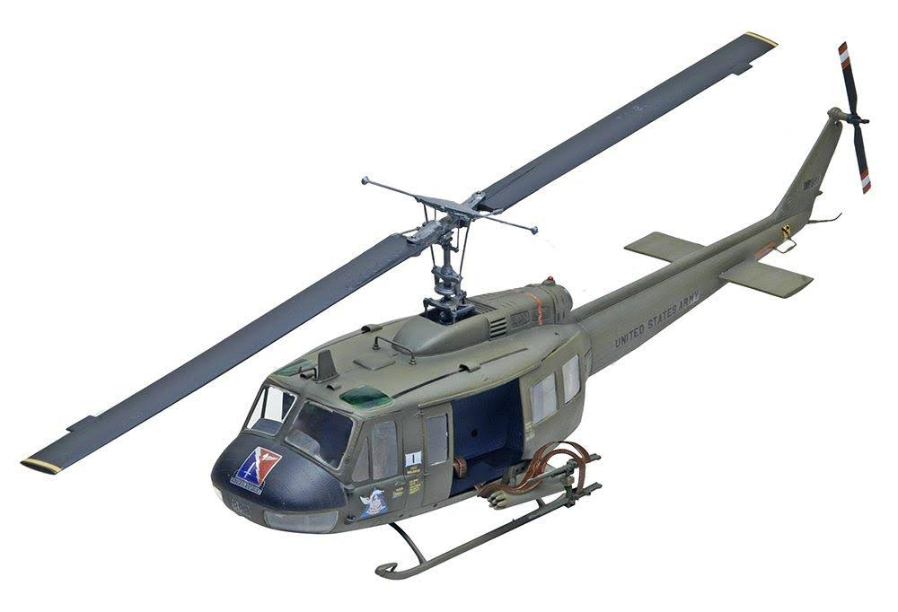 Revell Germany UH-1D Huey Gunship Model Kit