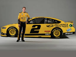 Alliance Truck Parts To Sponsor Brad Keselowski For 8 Cup Races This ...