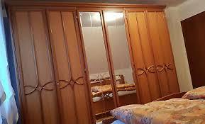 hochwertiges schlafzimmer komplett kirschbaum echtholz