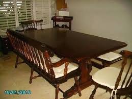 Ethan Allen Dining Room Set Craigslist by Ethan Allen Dining Room Tables Ethan Allen Dining Room Set