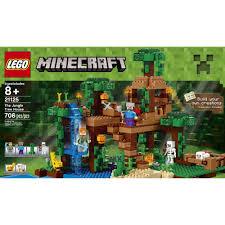 Minecraft Bedding Walmart by Lego Minecraft The Jungle Tree House 21125 Walmart Com