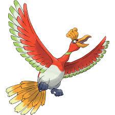 HoOh Pokémon Bulbapedia The Communitydriven Pokémon Encyclopedia
