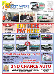 100 Buchheit Trucking The Shoppers Weekly Papers CentraliaSalem Area By Scott