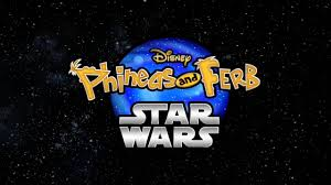 Phineas And Ferb Halloween by Image Phineas And Ferb Star Wars Title Card Jpg Disney Wiki