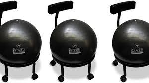 chaise ballon chaise ballon de purathletics noir en ligne seulement le lien