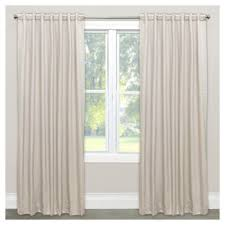 Eclipse Curtains Thermaback Vs Thermaweave by Extra Wide Blackout Curtains Target