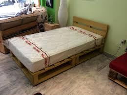 white pallet platform bed ideas for build a pallet platform bed