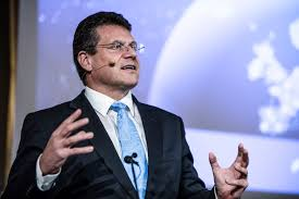 100 Sefcovic Citizens Dialogue In Riga With VicePresident Maro Efovi