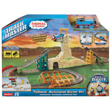 Thomas And Friends Tidmouth Sheds Trackmaster by Image Trackmaster Revolution Thomas U0027avalancheescapesetbox Jpg