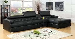 Wayfair Soho Leather Sofa by Hokku Designs Derrikke Sectional Collection U0026 Reviews Wayfair