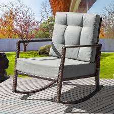 Cushioned Rattan Rocker Chair Rocking Armchair Chair Outdoor ... Famous For His Rocking Chair Sam Maloof Made Fniture That Vintage Tin Can Chair Pin Cushion Folk Art Lullaby 31 Fabric Urbane Velvet Flexsteel Sonora Mission Upholstered Black Leatherette Cushion Recling Glider Rocker Wottoman Noble House Candel Teak Brown Wood Outdoor With Cream Greendale Home Fashions Cherokee Standard Gci Freestyle Pro Builtin Carry Handle Qvccom Gdf Studio Monterey White Single Ashley Signature Design Cordova Reef Swivel Lounge Set Of 2 Ladderback Dark Java Rattan Wicker Handmade W Colonial Akracing Arctica Gaming