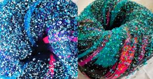 Forget Unicorns Mermaids And Rainbows Glitter Bagels Have Arrived