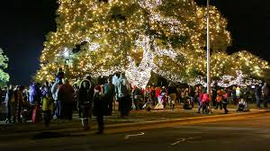 Who Sings Rockin Around The Christmas Tree by Rockin U0027 Around The Tree Annual Cedar Park Celebration To Include