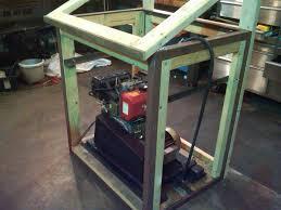 Generac Portable Generator Shed by Diy Generator Enclosure Diy Do It Your Self