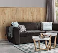 wodewa wandverkleidung holz 3d optik eiche rustikal 1m wandpaneele moderne holzverkleidung holzwand wohnzimmer küche schlafzimmer strukturiert natur
